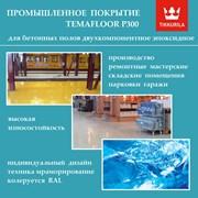 Промышленное покрытие Temafloor P300 эпоксидное фото