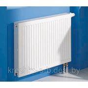 Стальные панельные радиаторы Kermi Therm X2 Profil-V. Тип 10, высота 400 мм. фото