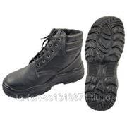 Ботинки В410л «Зенит» кожаные фото