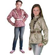 Ветровка для девочки С-170 фото
