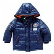 Куртки утепленные детские фото