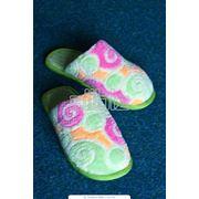 Обувь домашняя женская фото