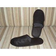 Обувь домашняя мужская (тапочки) фото