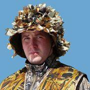 Шляпа маскировочная фото