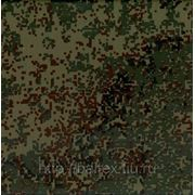 Ткань сорочечная Люкс кмф, Ткань Тиси кмф, 20%хл 80%пэ, 115 г/кв.м, ВО фото