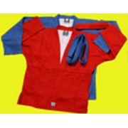 Куртка для борьбы самбо лицензированная фото