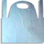 Фартук одноразовый ПЭ (по100 шт) Артикул: 110-16 фото