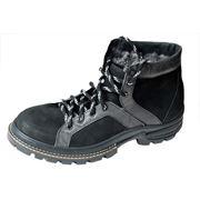 Зимняя мужская обувь фото