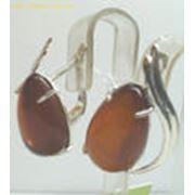 Изделия из янтаря в серебре фото