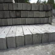 Фундаментные блоки ФБС 24-6-6 фото