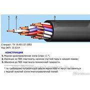 Контрольный кабель КВВГ фото