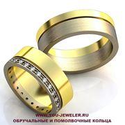 Изготовление и ремонт любых ювелирных изделий из золота и серебра в короткие сроки с гарантией качества! фото