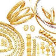 Изделия из золота фото