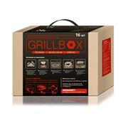Grillbox (brichete) для мангалов и гратаров (шашлык) фото
