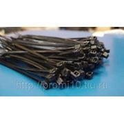 Стяжковые хомуты пластиковые 3*200 (100 шт) фото