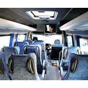 Перевозки пассажирские автомобильным транспортом фото