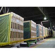 Стекло оконное листовое оптом от производителя (Беларусь) фото