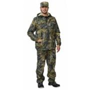 Костюм Рыболов+ (куртка, брюки, жилет) (ткань смесовая) КМФ Клён фото