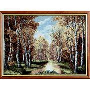 Картина Золотая осень фото
