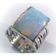 Кольца серебряные фото