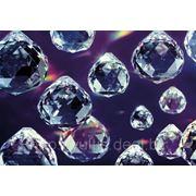 Фотообои на стену Кристаллы Komar 8-737 Crystals фото