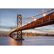Фотообои на стену Мост в Сан-Франциско Komar 8-733 Bay Bridge фото