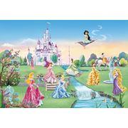Фотообои Komar Disney для детской комнаты Princess Castle арт.8414 фото
