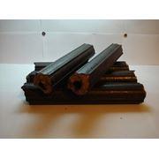 "Брикеты (Brichete) из ""Pini&Key"" из древесины для каминапечейсаун фото"