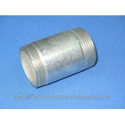 Бочонок оцинкованный стальной, сантехнический Ду32 ГОСТ 8966-75 фото