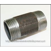 Бочонок стальной, сантехнический Ду40 ГОСТ8966-75 фото