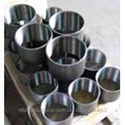 Муфта оцинкованная стальная Ду15 ГОСТ 8966-75 фото