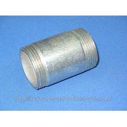 Бочонок оцинкованный стальной, сантехнический Ду15 ГОСТ 8966-75