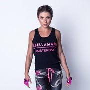 Спортивная майка Labellamafia Shirt Amsterdam, M фото