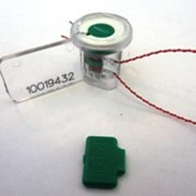 Номерная индикаторная пломба Твист-М фото