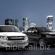 Автомобиль седан Lada Granta, Автомобили легковые седаны фото