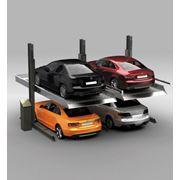Механические и автоматические парковочные системы фото