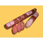 Колбасы сыровяленые фото