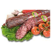 Колбаса Подмосковная салями фото