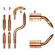 Электроды и ролики для контактной сварки. фото