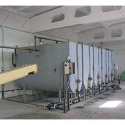 Фильтрация масла в готовых мини заводах фото