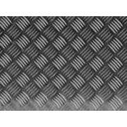 Лист рифленый 4 чечевичный, лист рифленый, сталь ст.3, ст.3пс, лист ромб, лист размер 1250х2500,1250*2500 фото