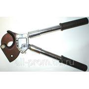 Ножницы секторные - кабелерез-траверсорез КТ-13 фото