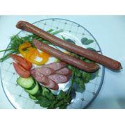 Колбаски полукопчёные «Берлинские» фото
