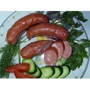 Колбаски полукопчёные «Швейцарские» фото