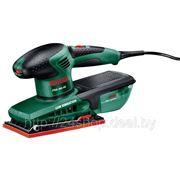 Вибрационная шлифовальная машина Bosch PSS 250 AE (доп. 20910) фото