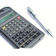 Калькуляторы настольные офисные в ассортименте фото