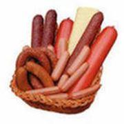 колбасы(в ассортименте) фото