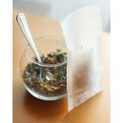 Фильтр-пакет для чая на чайник фото