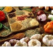Сырьё для пищевой промышленности. фото