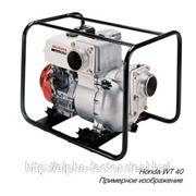 Бензиновая мотопомпа «HONDA WT 40» для перекачки грязной воды до 98 м³/час фото